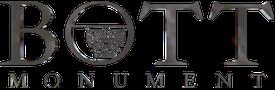 Bott Monument Logo